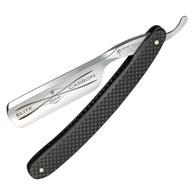 Бритва BOKER ELITE CARBON BK140615