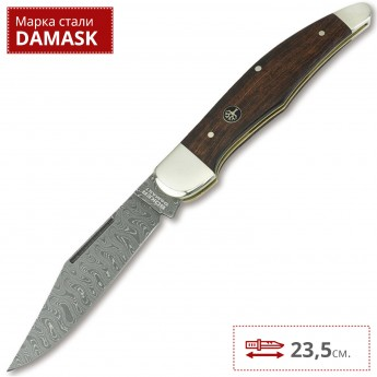 Нож BOKER 20-20 DAMASCUS WE BK112020DAM